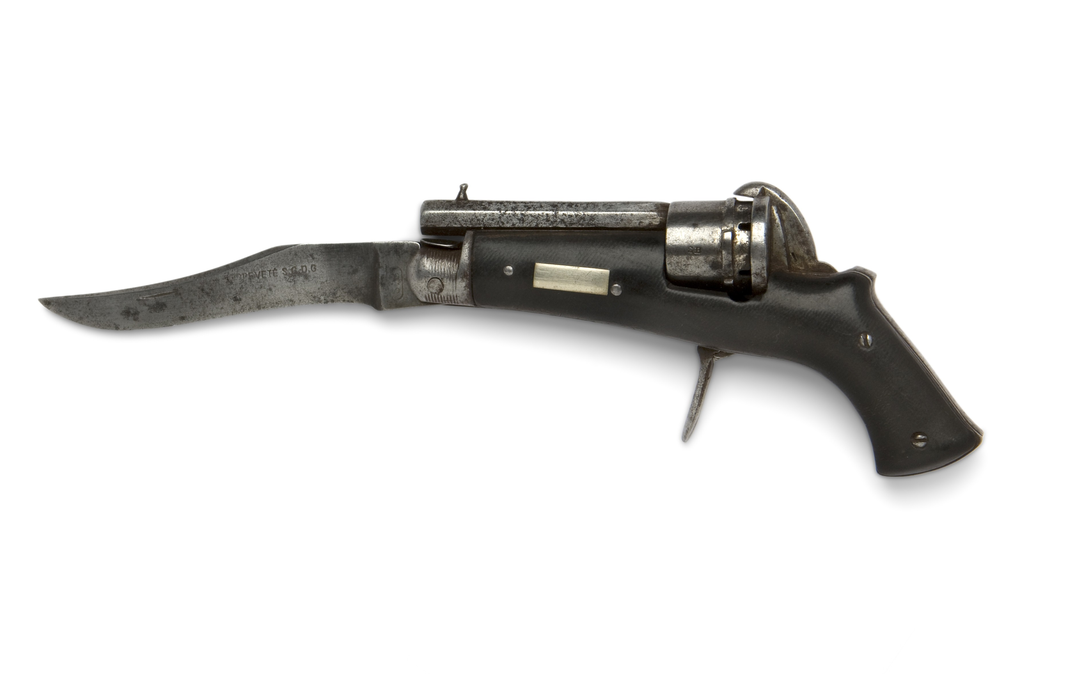 Couteau-revolver