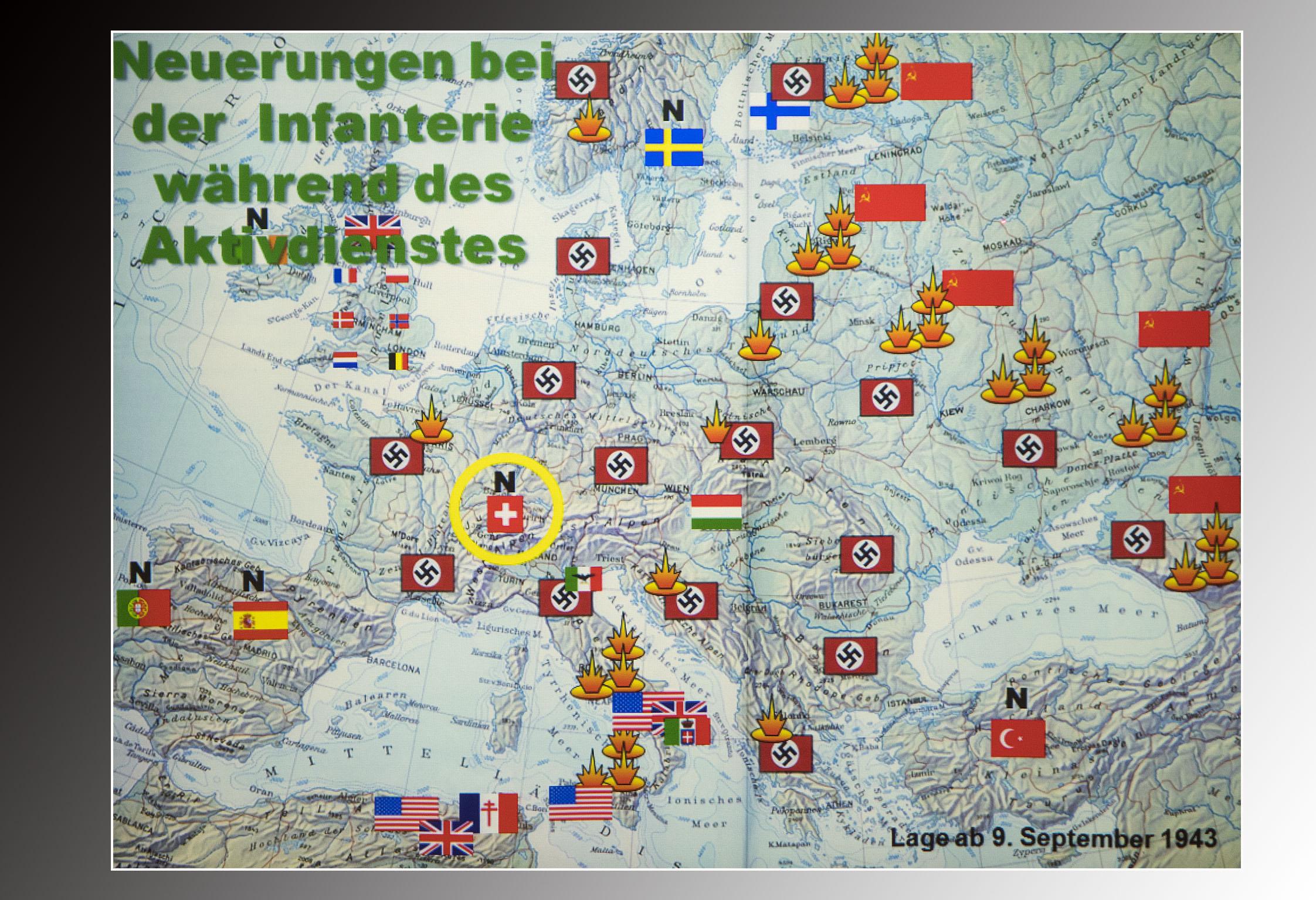 VDAN Vortrag Geschichte der Infanterie, Teil 2 Brigadier aD Jür