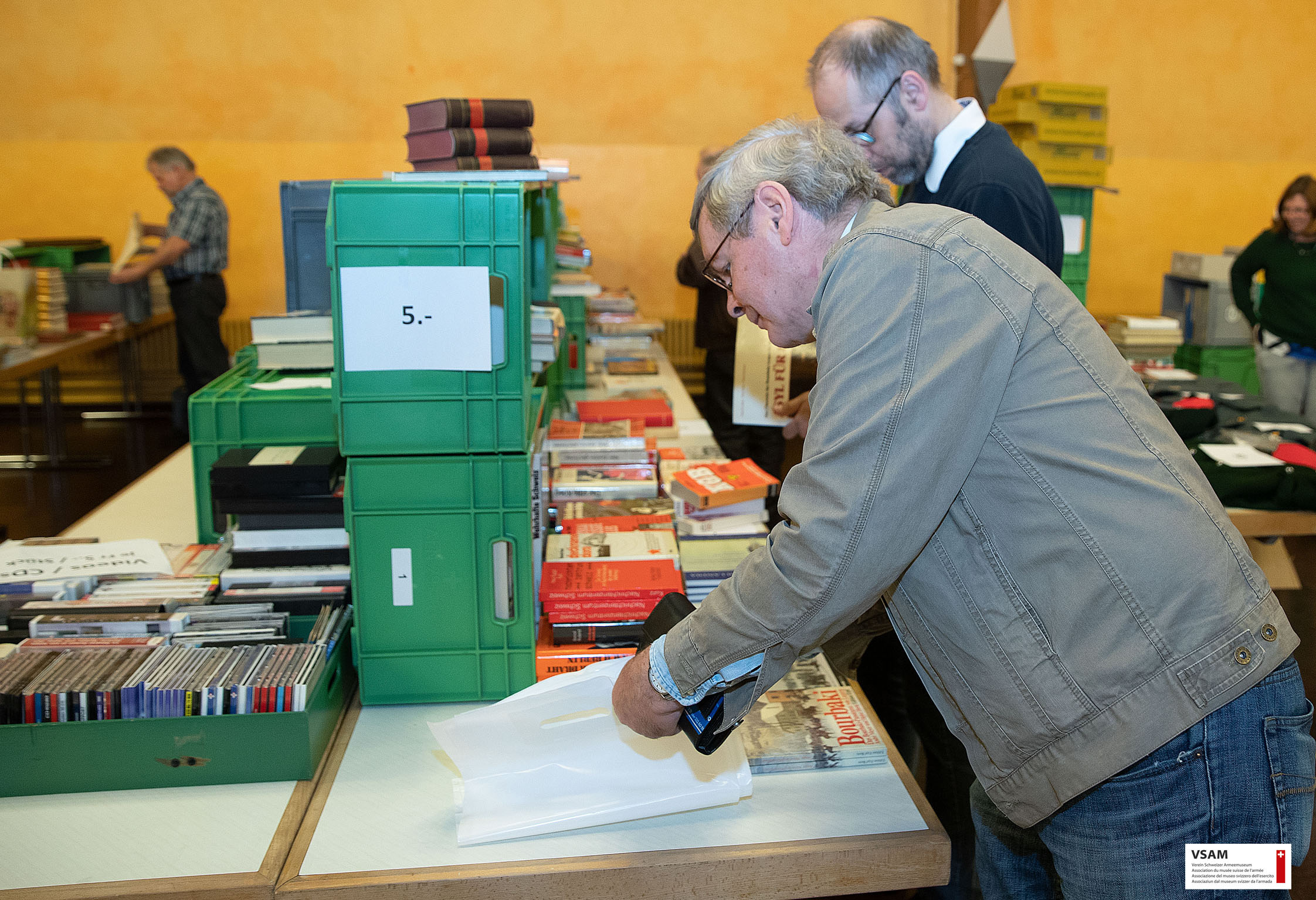 41. VSAM Mitgliederversammlung 2019 in der Reithalle Thun