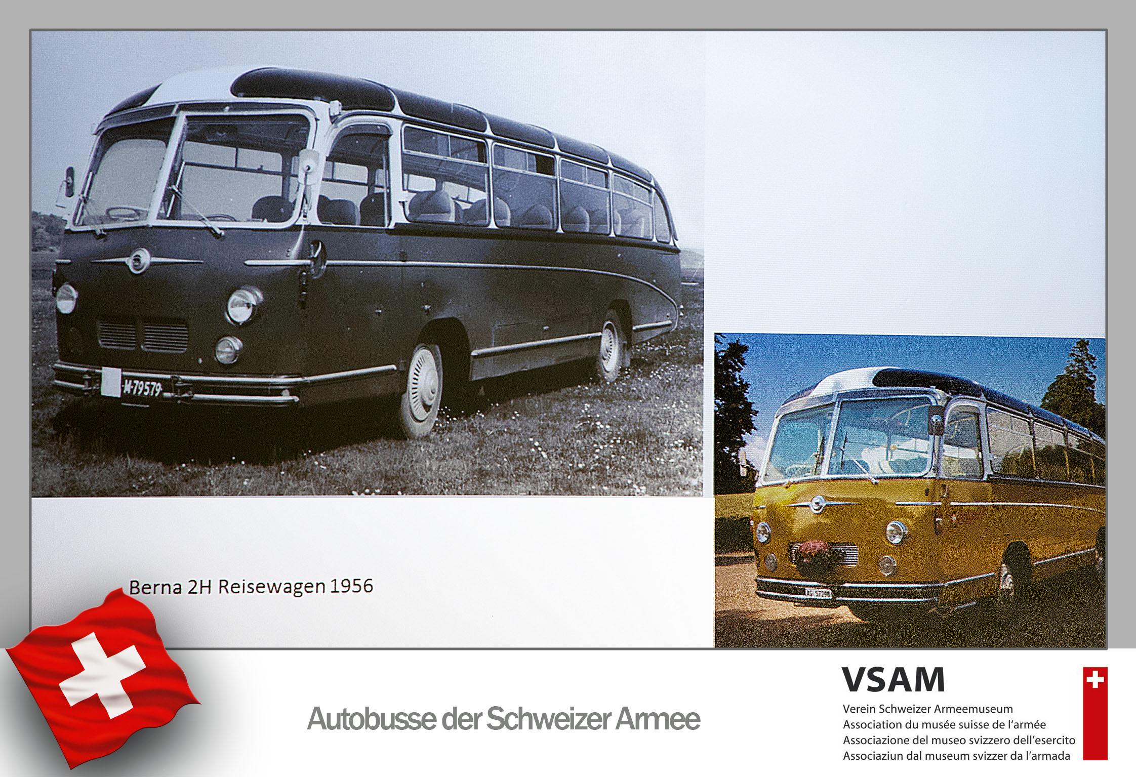 10.07.2019 Burgdorf VSAM Vortrag Autobusse der Schweizer Armee R