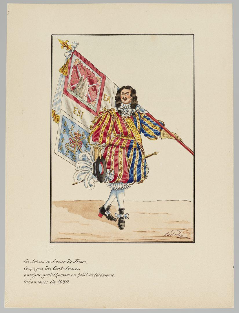 1690 Cent-Suisses GS-POCHON-121