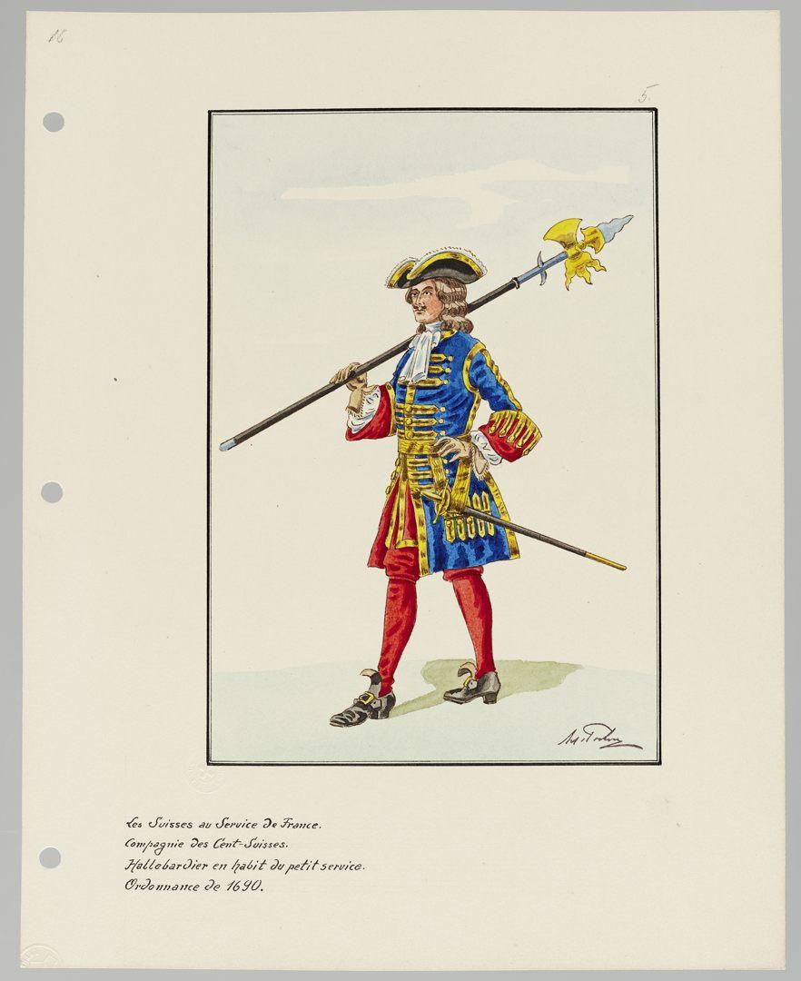 1690 Cent-Suisses GS-POCHON-125
