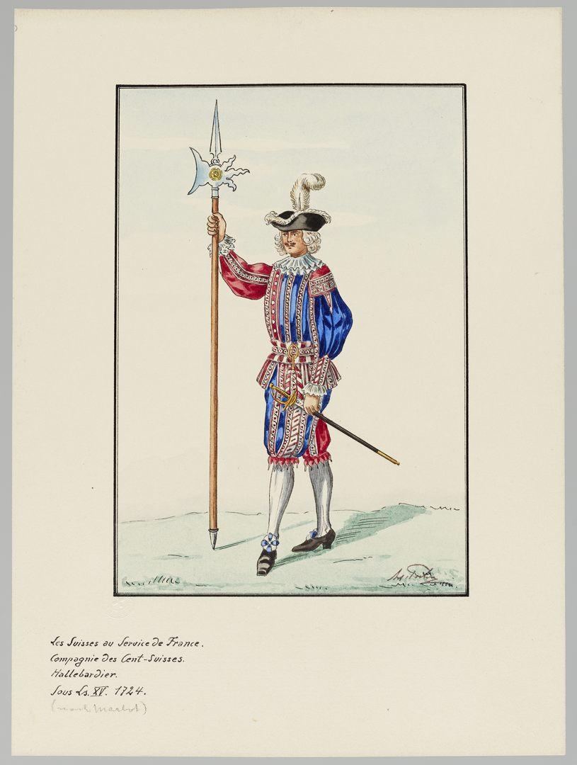 1724 Cent-Suisses GS-POCHON-129