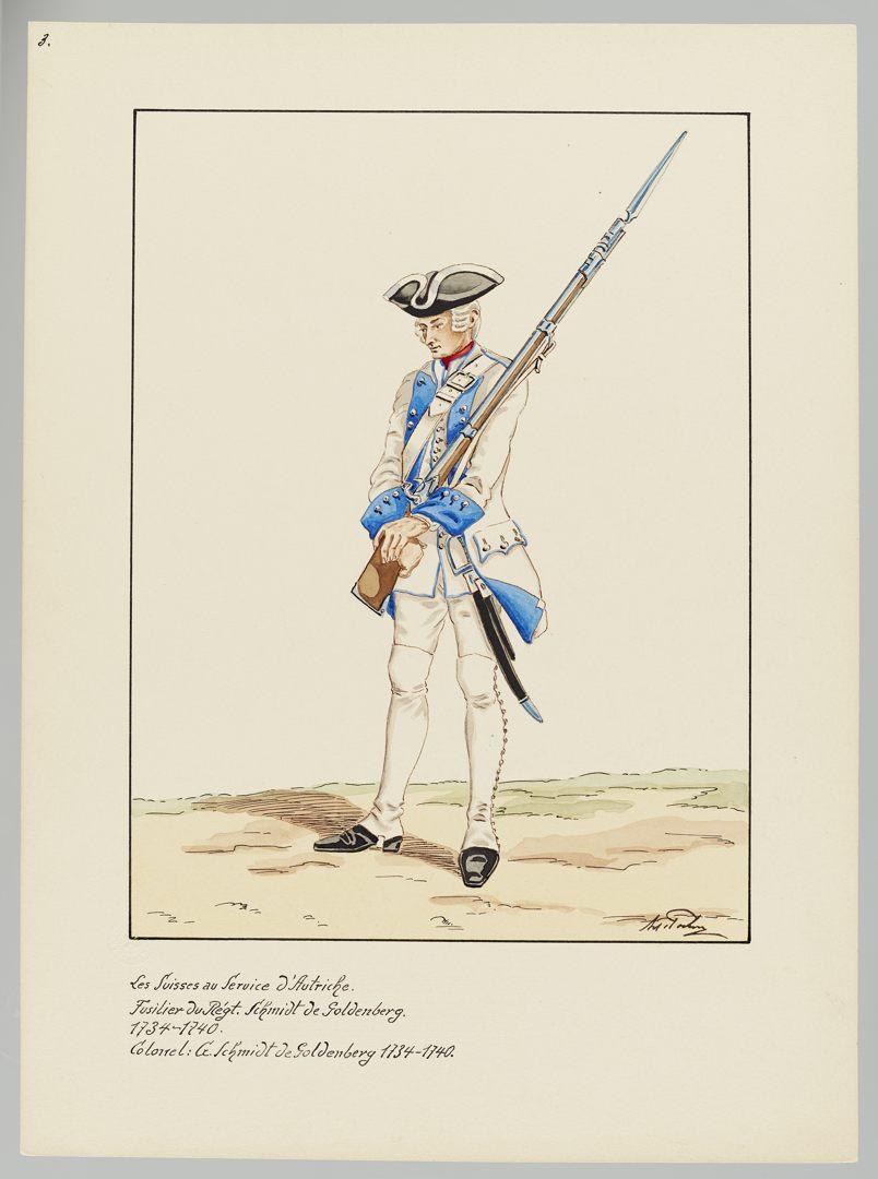 1734 Schmidt de Goldenberg GS-POCHON-609