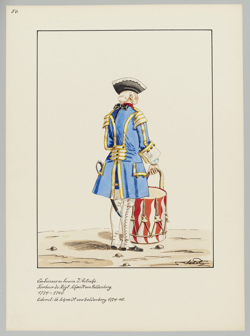 1734 Schmidt de Goldenberg GS-POCHON-610