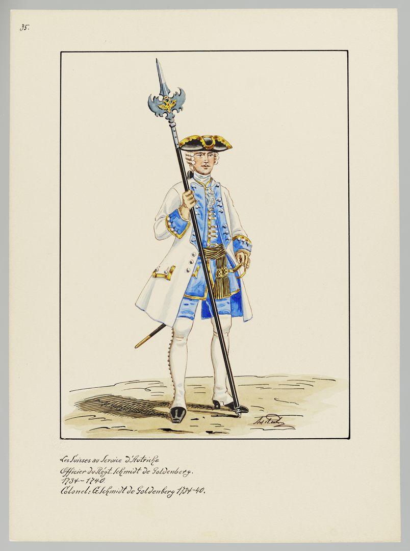 1734 Schmidt de Goldenberg GS-POCHON-611