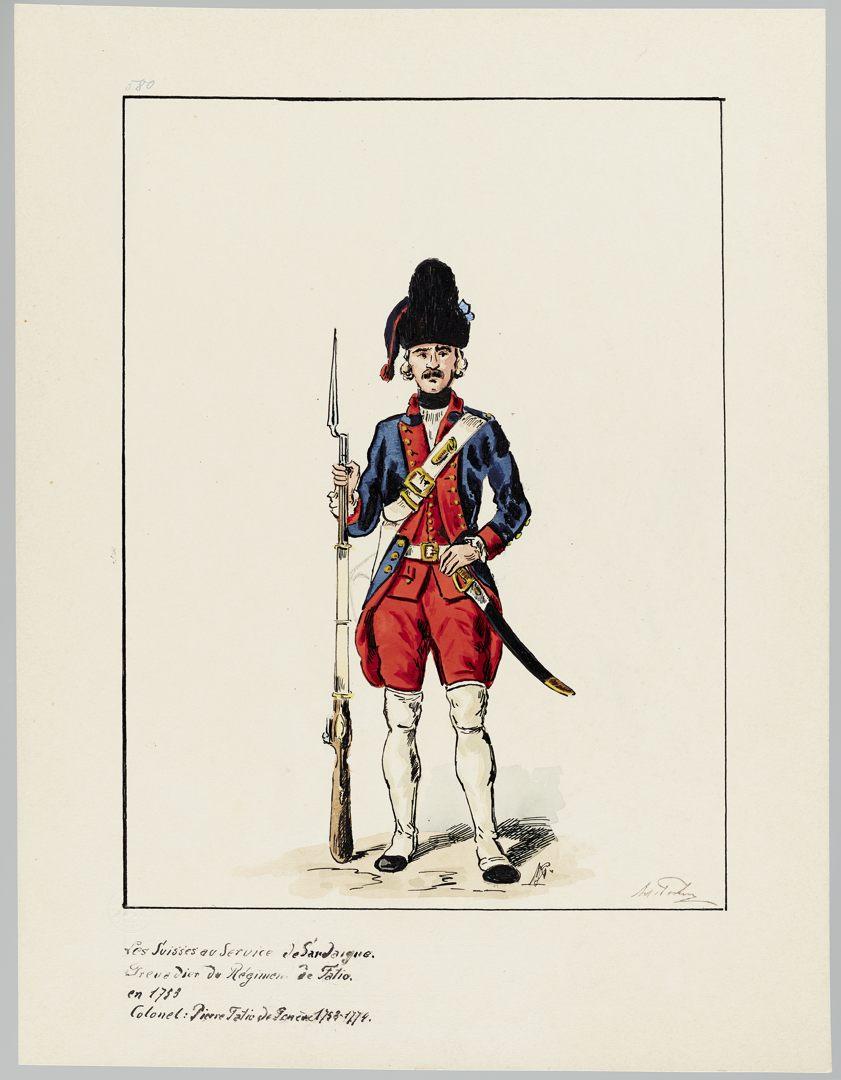 1753 Fatio GS-POCHON-309