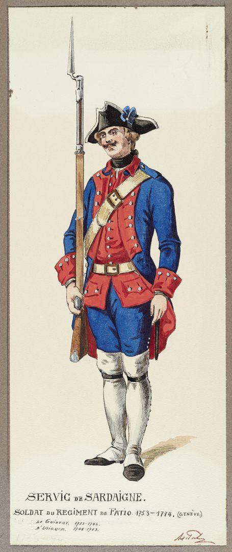 1753 Fatio GS-POCHON-392