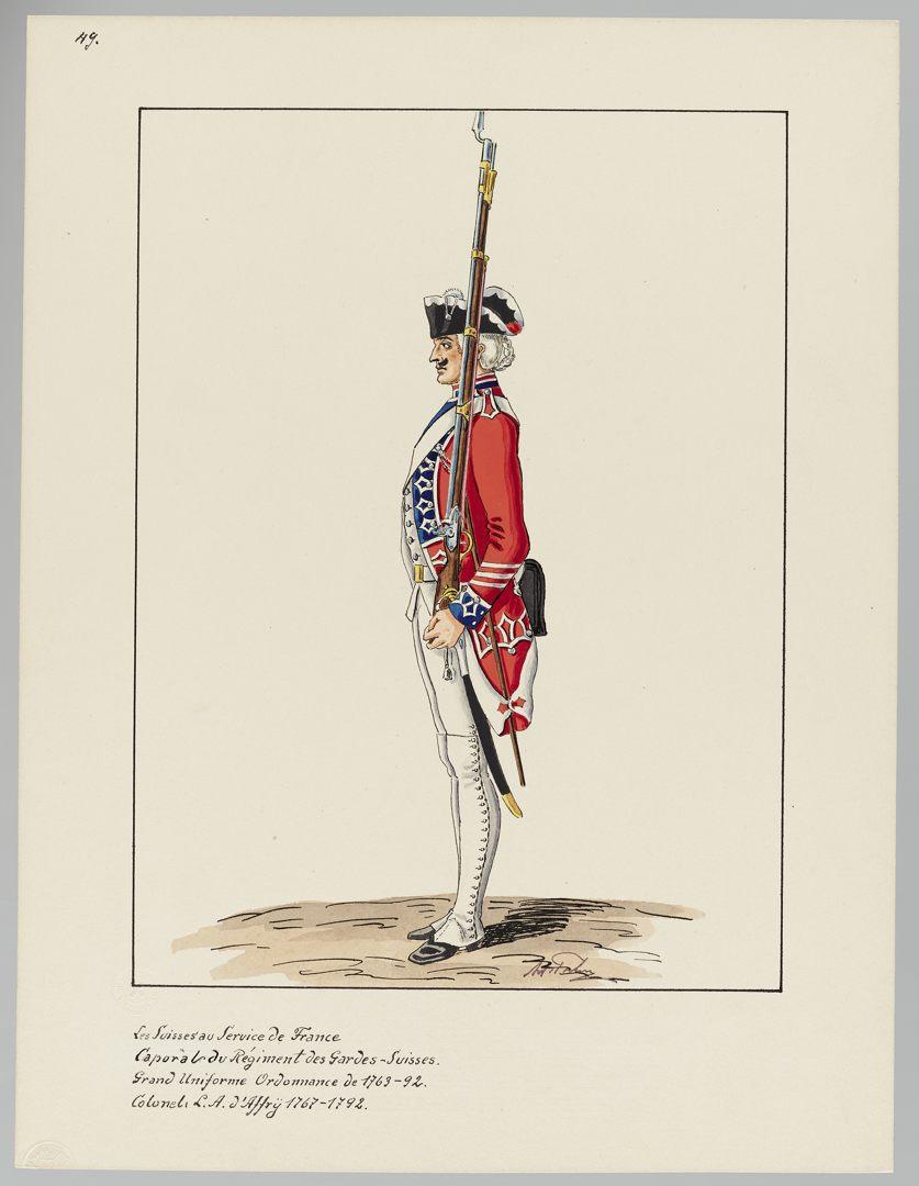 1769 Schweizer Garde GS-POCHON-155