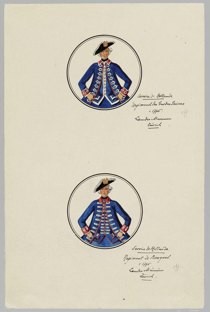1775 Holland Bonquel GS-POCHON-538