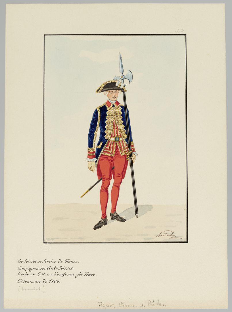 1786 Cent-Suisses GS-POCHON-178