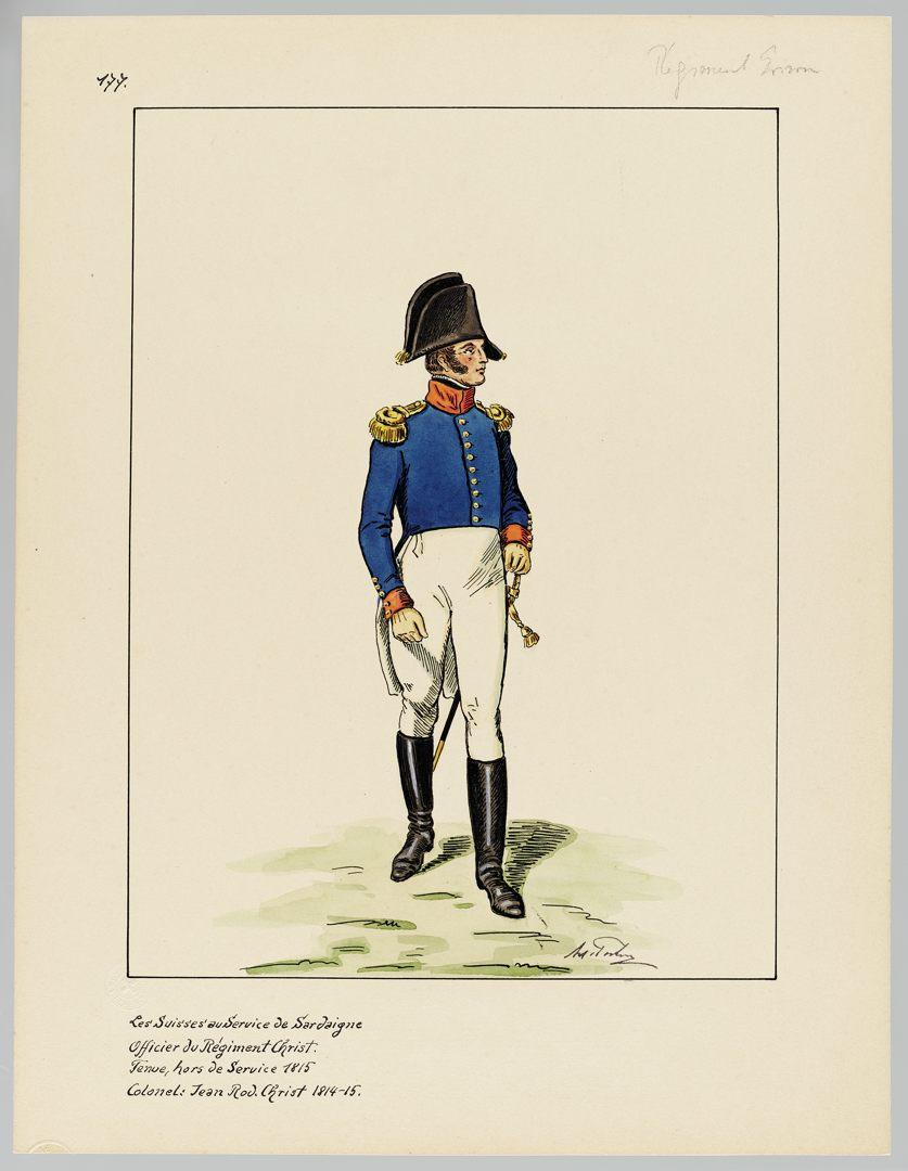 1815 Christ GS-POCHON-377