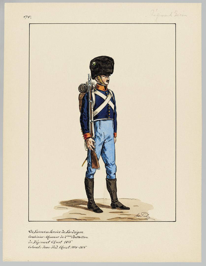 1815 Christ GS-POCHON-381