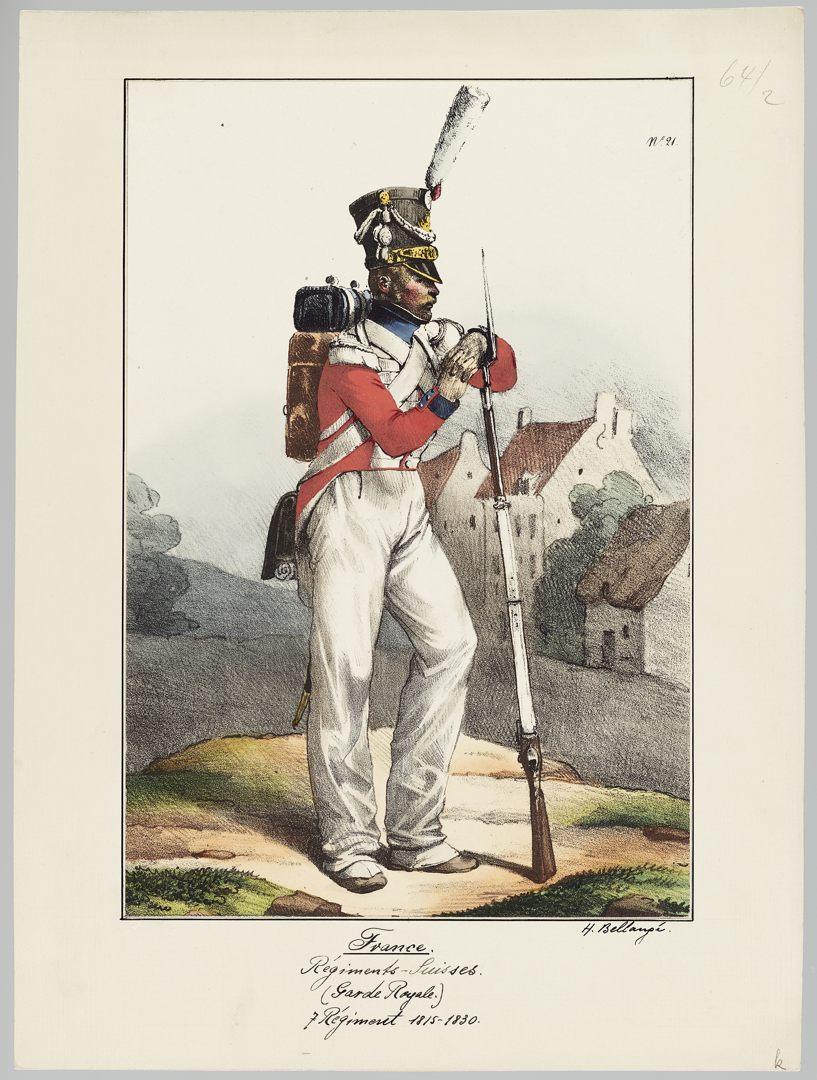 1815 Garde Royale GS-POCHON-276
