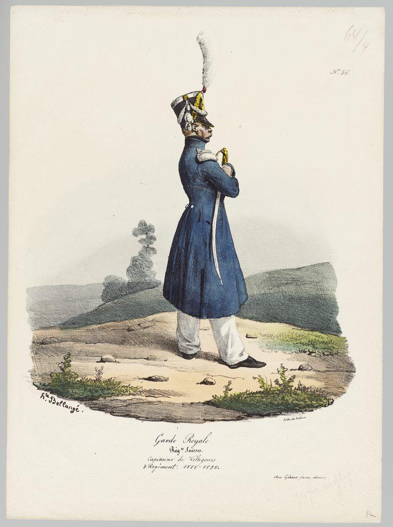1815 Garde Royale GS-POCHON-278