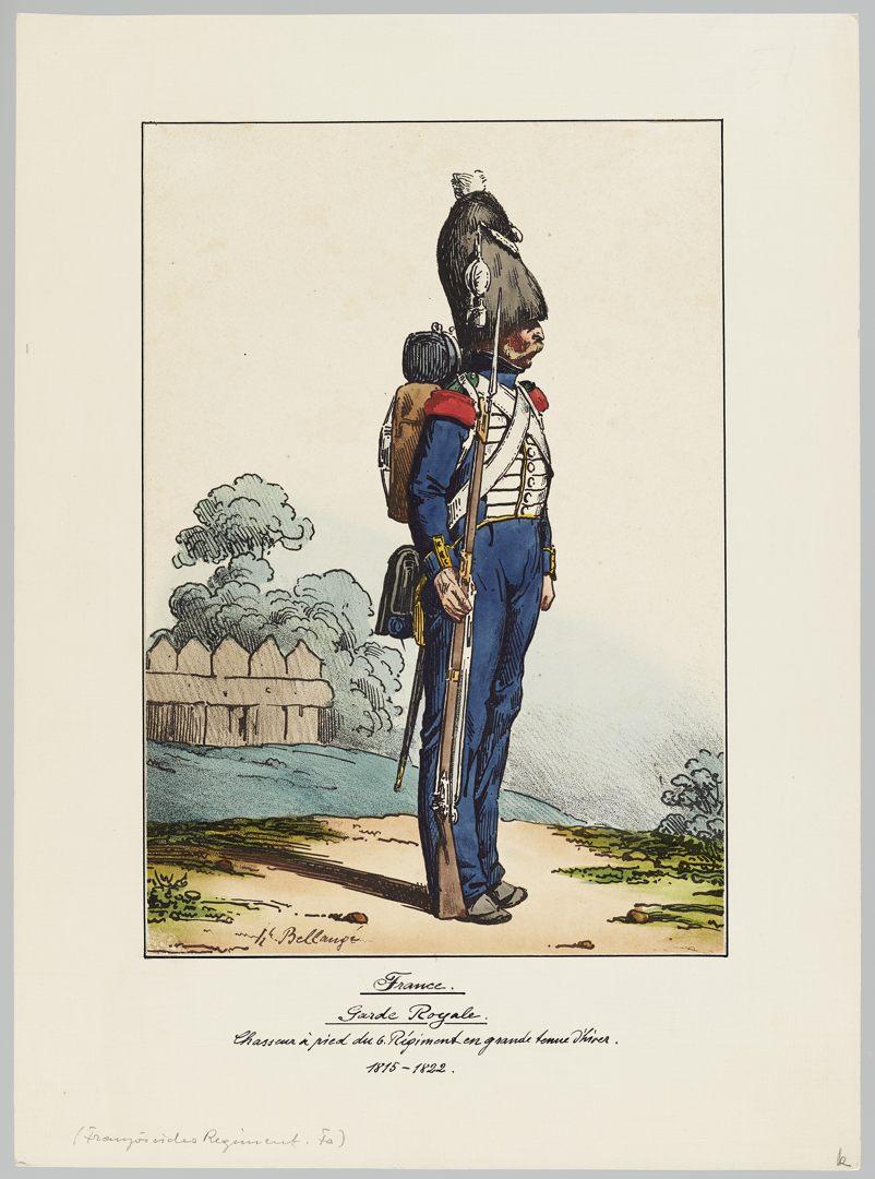 1815 Garde Royale GS-POCHON-284