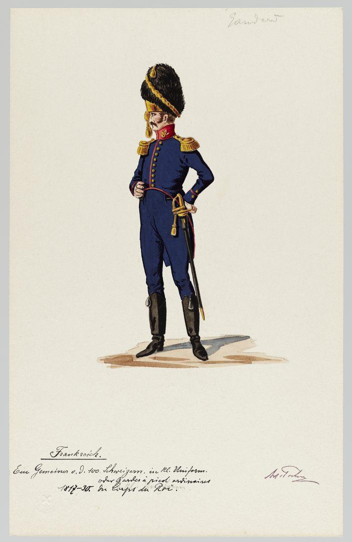 1817 Cents-Suisses GS-POCHON-273