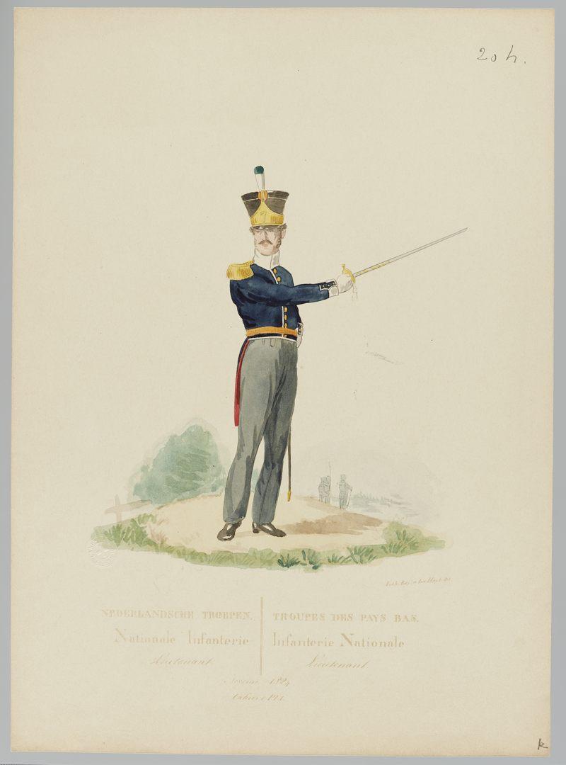 1824 Holland GS-POCHON-555